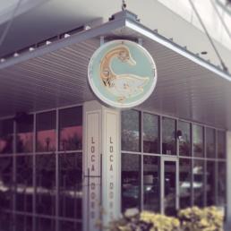 L'Oca d'Oro | Restaurant Branding | Finchform Co.