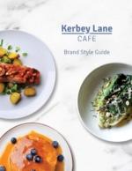 Brand Standards for Kerbey Lane | Finchform Co