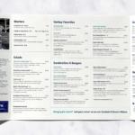 Kerbey Lane Redesign | Menu Inside | Finchform Co